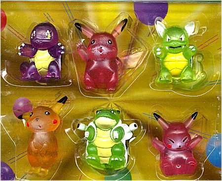 Bootleg Toys Pokemon a Single Pokemon Bootleg