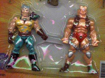 players of Small Soldiers