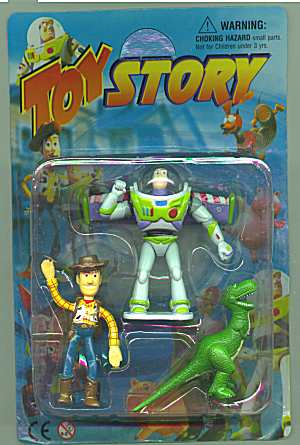 Bootleg Toy Story