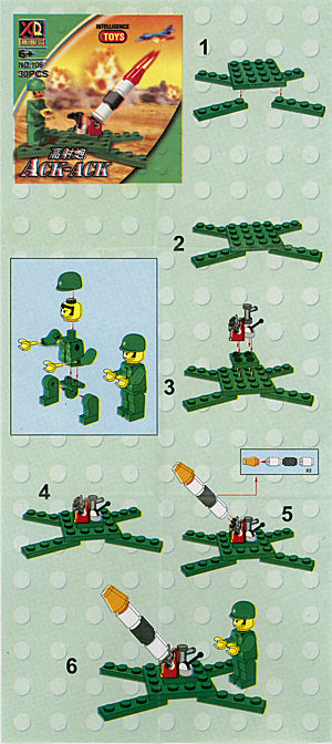 Lego Instructions Free