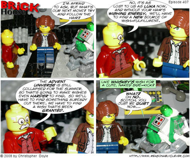 #407 – Wishing Well