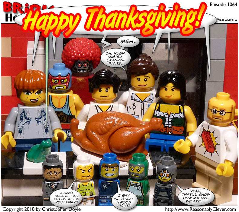 #1064 – Happy Thanksgiving!