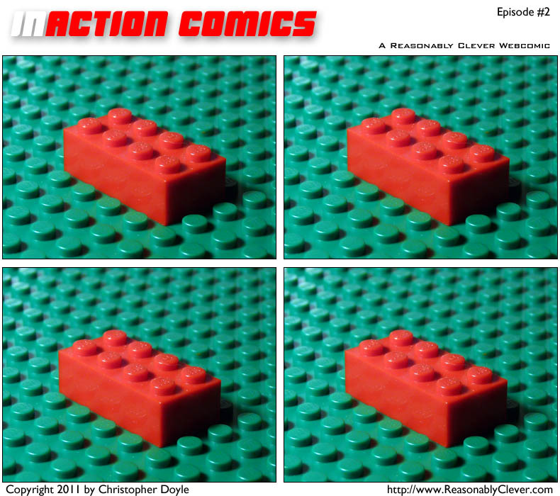 InAction Comics #2