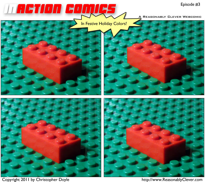 InAction Comics #3