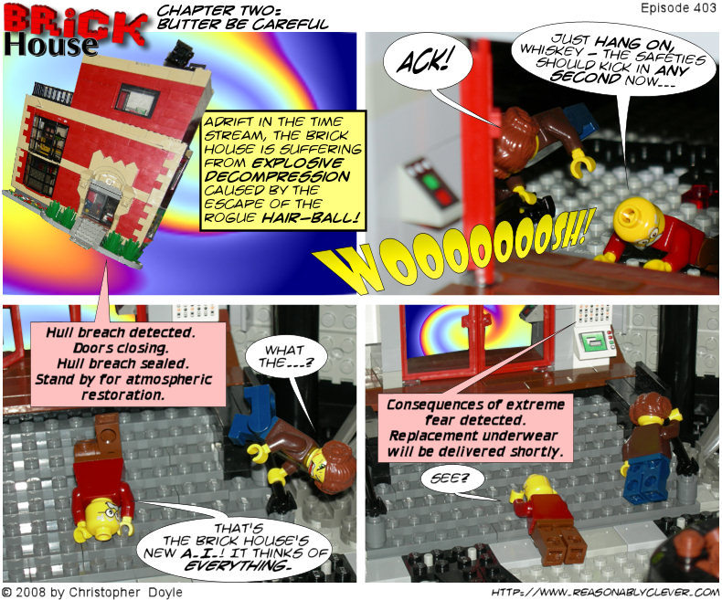 #403 – It's Reasonably Clever