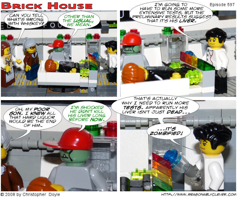 #597 – That's just Wrong