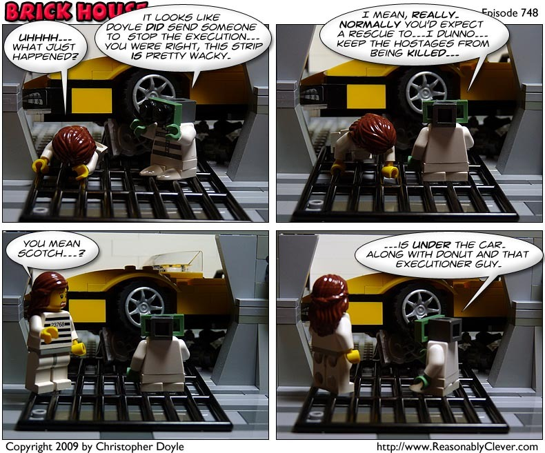 #748 – Not The Rescue You Were Expecting