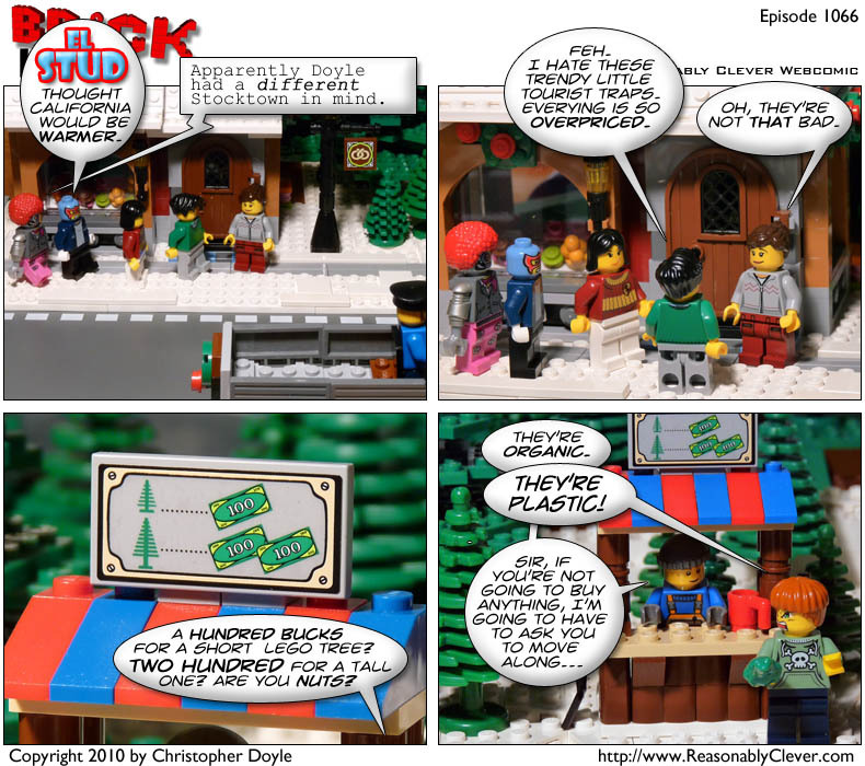 #1066 – The Price Is Wrong