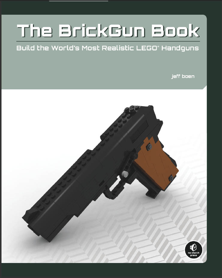Book Review The Brickgun Book Reasonably Clever